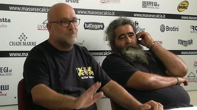 Massese, Davide Quieti e Ciro Bertoldi