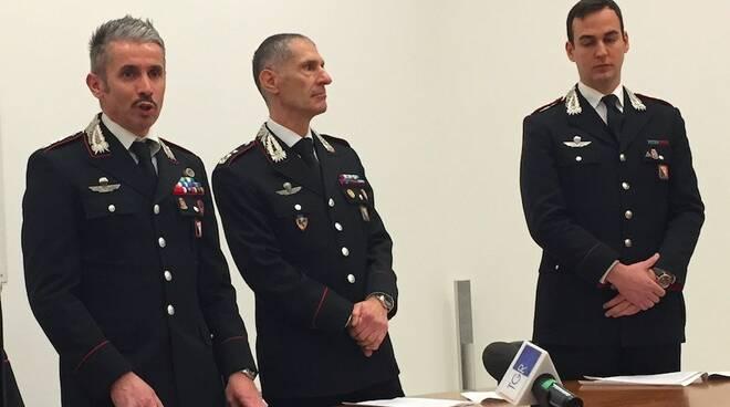 Massimo Rosati, Tiziano Marchi, Andrea Quattrocchi