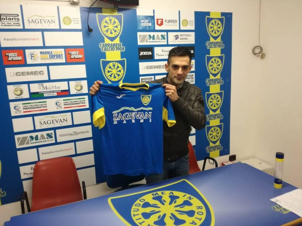 Mirko Morabito, Carrarese eSports