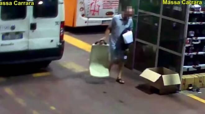 Uno dei dipendenti Ctt accusati di rubare gasolio e pezzi di ricambio