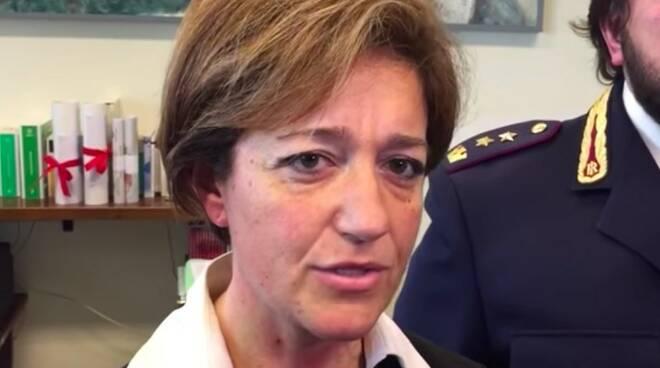 Il pubblico ministero Alessandra Conforti
