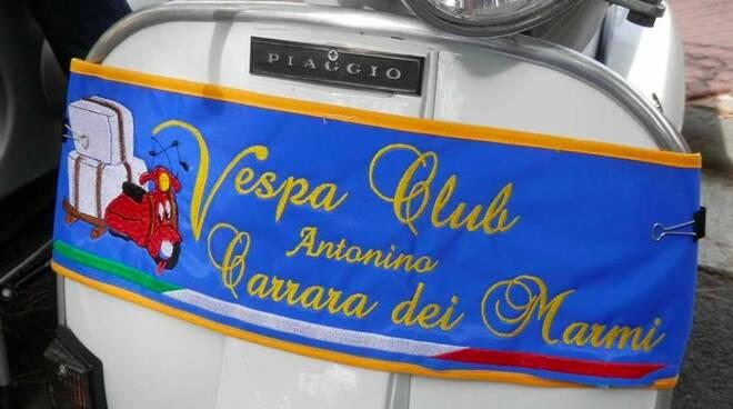 Vespa Club Antonino Carrara dei Marmi