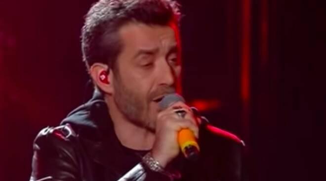 Daniele Silvestri a Sanremo 2019
