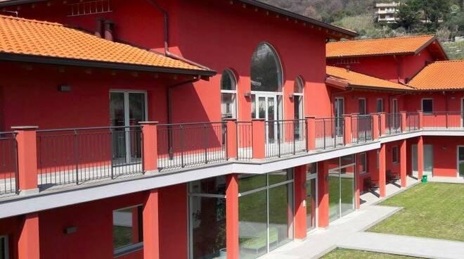La sede Anffas di Pian del Castellaro a Carrara