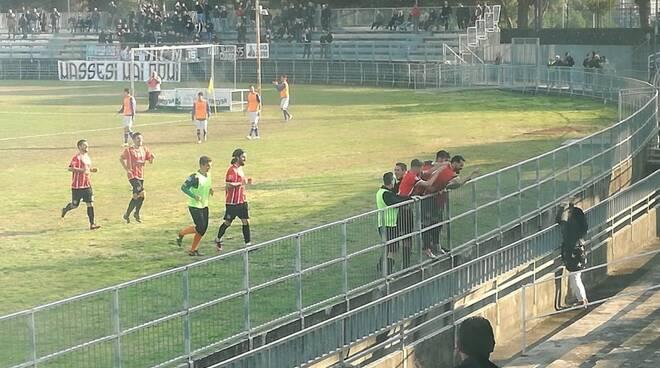 Mariotti gol, Massese