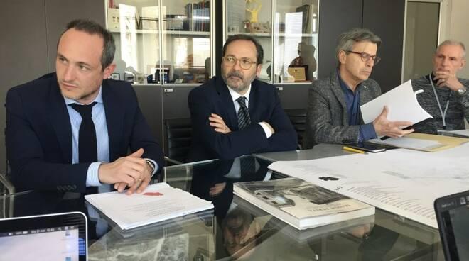 Marco Guidi, Francesco Persiani, Venicio Ticciati e Lorenzo Tonarelli
