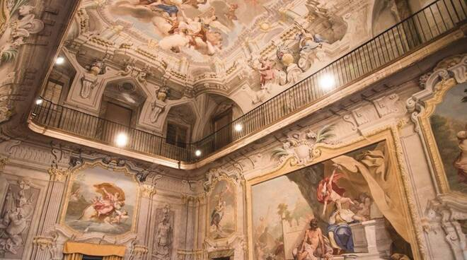 Palazzo Dosi-Magnavacca a Pontremoli