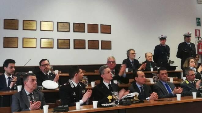 Il 74° anniversario della Liberazione di Carrara