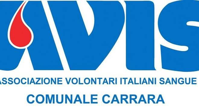 Il logo dell'Avis Carrara