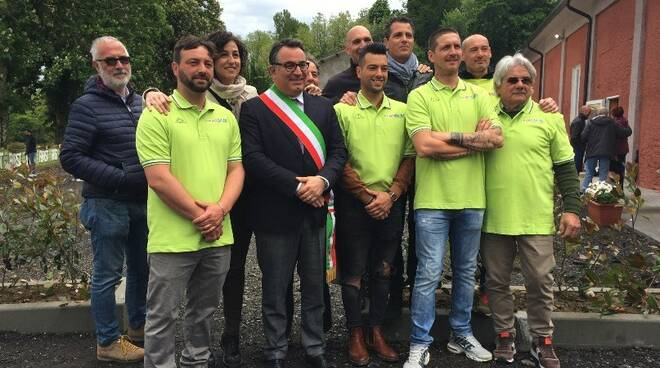 """Inaugurato il centro polisportivo """"La Boceda Motor & Sport"""""""