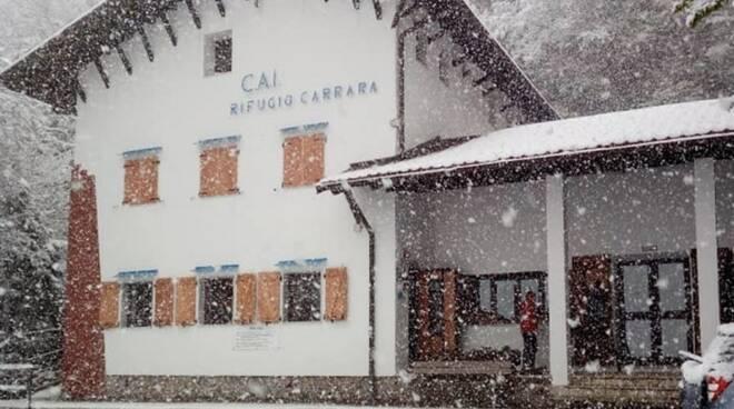 Rifugio Carrara a Campocecina
