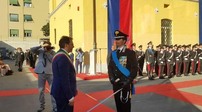 205esimo anniversario dell'Arma dei Carabinieri