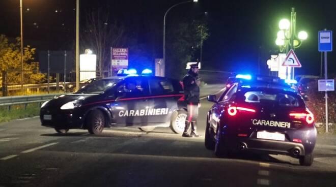 Carabinieri ad Aulla