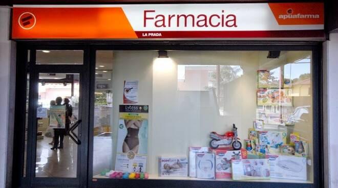Farmacia La Prada ad Avenza