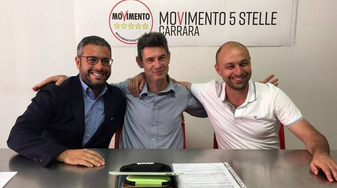 Giacomo Giannarelli, Francesco De Pasquale, Matteo Martinelli