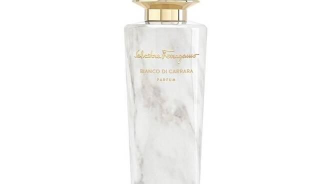 Il profumo white marble di Ferragamo