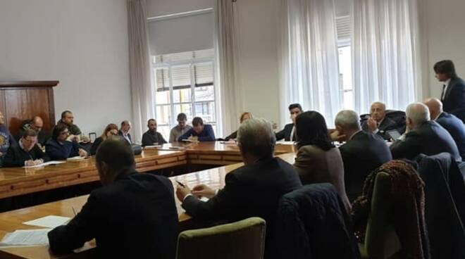 Il tavolo convocato al Mise per la Sanac