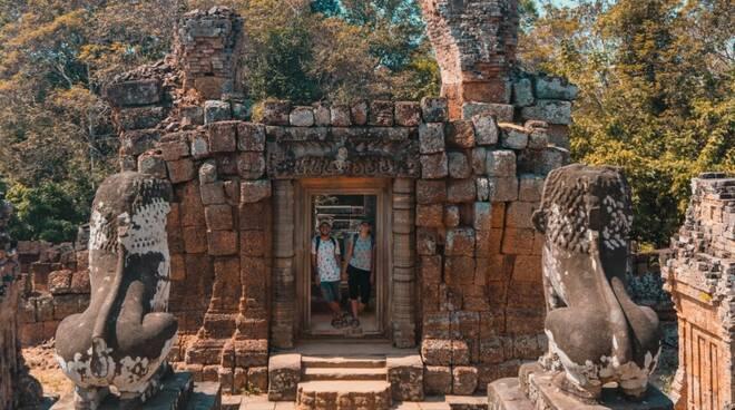 Pietro e Nicole sono arrivati in Myanmar