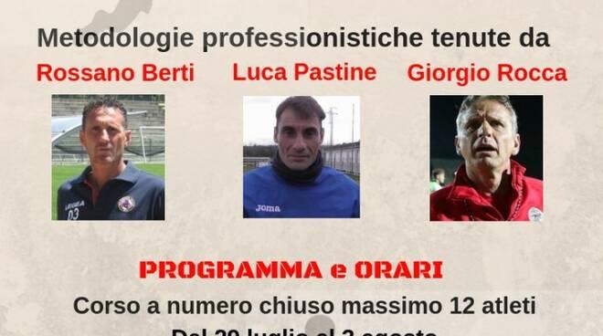 Stage Pre Ritiro Portieri 2019