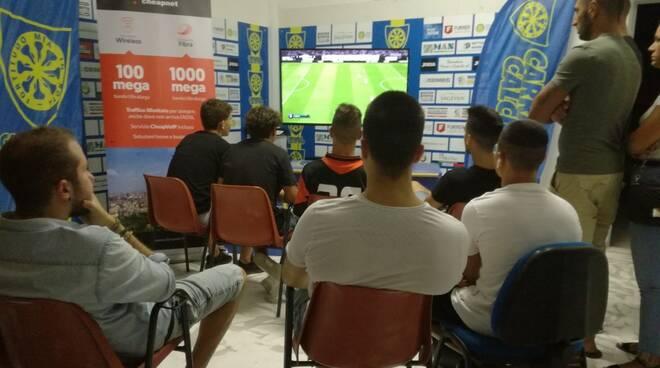 Carrarese Fifa Championship, giocate le finali ai Marmi