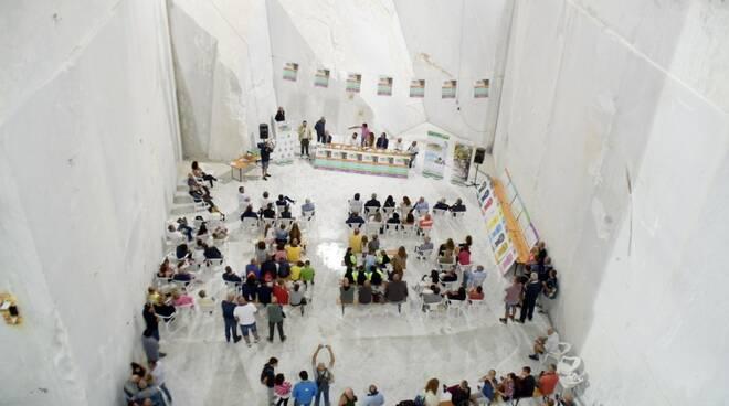 La presentazione della tappa di Casette del 44° Giro della Lunigiana