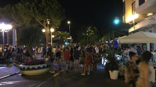 Notte Blu 2019 a Marina di Carrara
