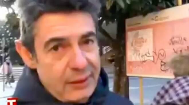 Il sindaco De Pasquale intervistato da La7