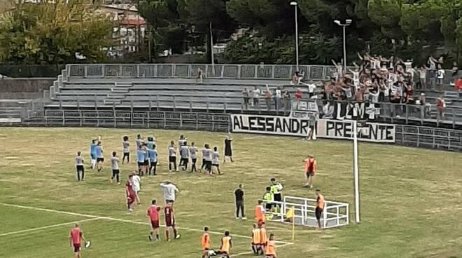 Massese-Tau Calcio 2-1