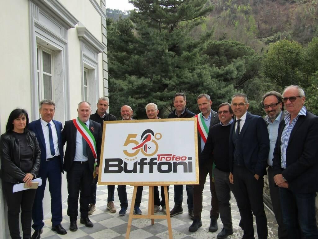 Presentazione del nuovo logo del Trofeo Buffoni
