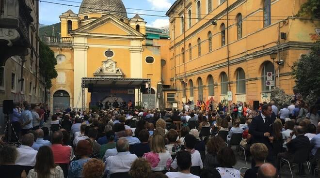 Tanto pubblico per l'inaugurazione di Con-Vivere 2018