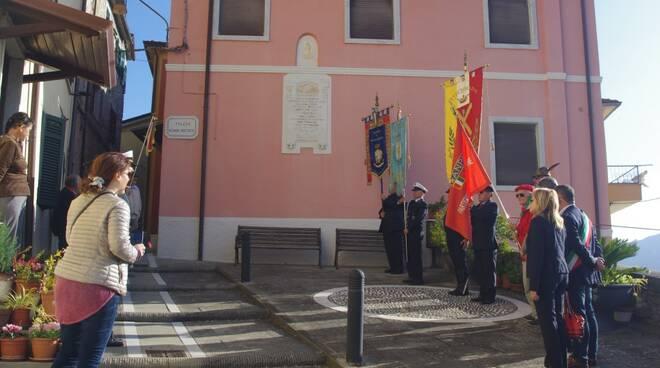 75° anniversario dell'incendio di Fontia