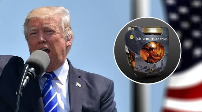 Donald Trump e i muscoli