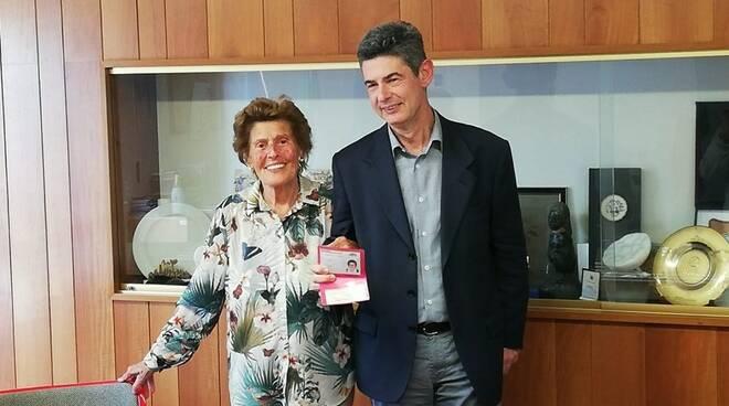 Maria Graziani e Francesco De Pasquale