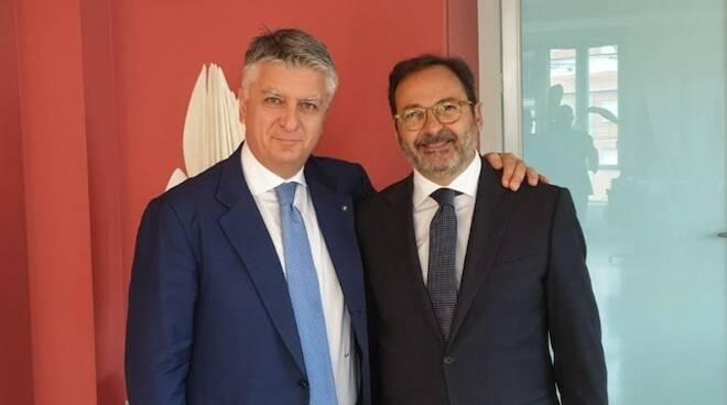 Massimo Mallegni e Francesco Persiani