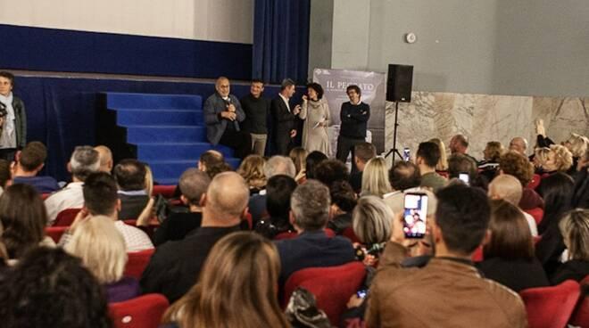 "Andrei Konchalovsky presenta il ""suo"" Michelangelo a Carrara"