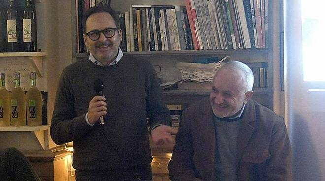 Francesco Persiani e Giovanni Giannarelli