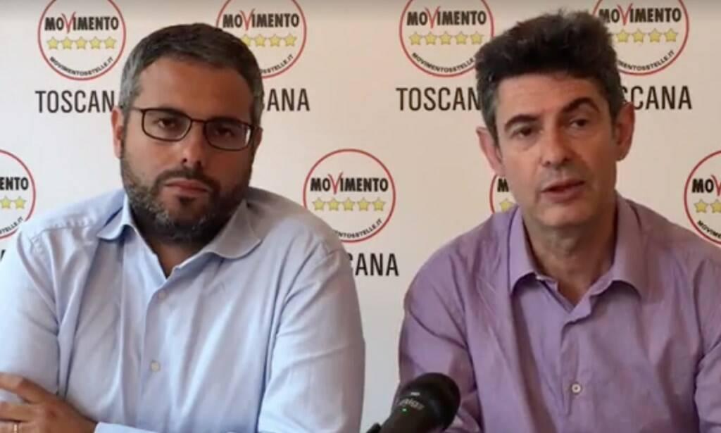 Giacomo Giannarelli e Francesco De Pasquale