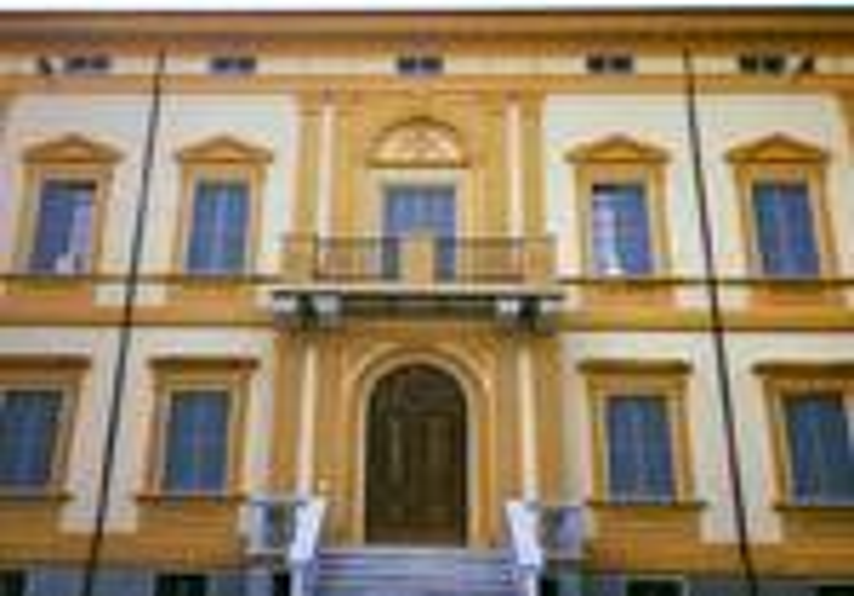 Il Carmi a Villa Fabbricotti, Padula