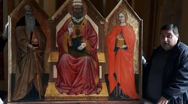 Il trittico Ringli e Don Marino