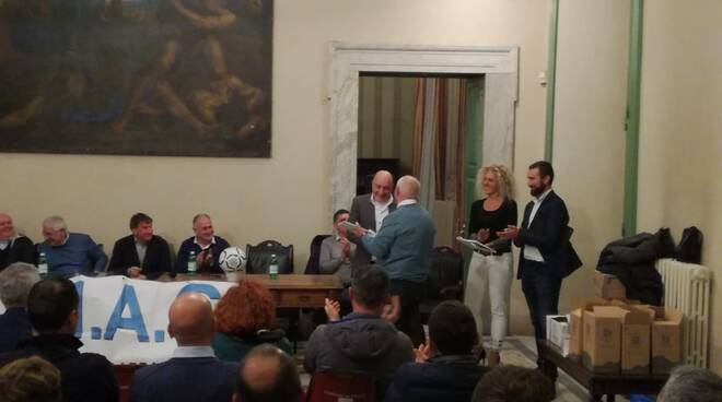IV Premio Nazionale AIAC Massa Carrara