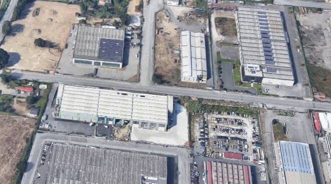 La Zona industriale