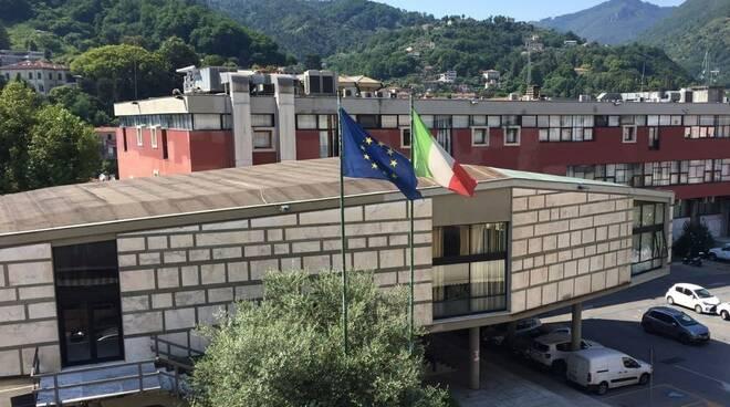 Il Comune di Carrara.