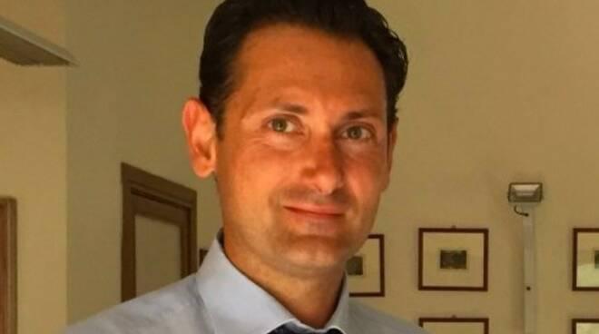 Il presidente di Apuafarma Luca Cimino