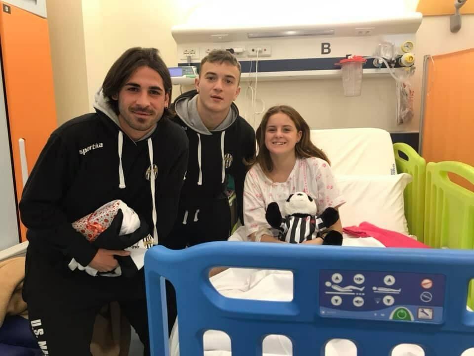 Massese, un dono ai bambini in ospedale