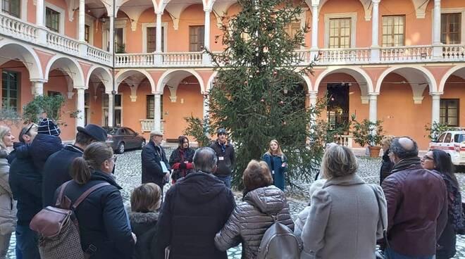 Nelle stanze segrete di Palazzo Ducale