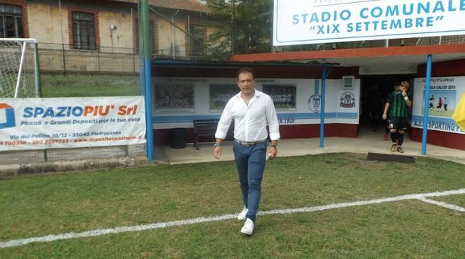 Paolo Bertelloni, Ricortola