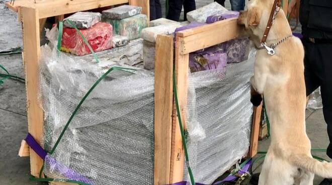 333 chili di coca nascosti nel granito: 4 arresti a Massa-Carrara