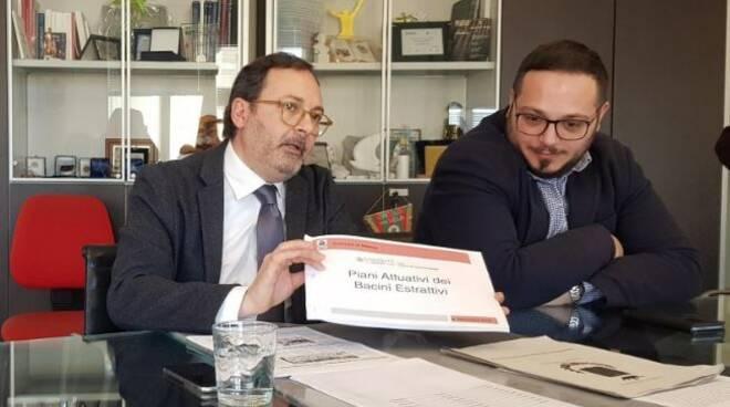 Francesco Persiani e Daniele Pepe