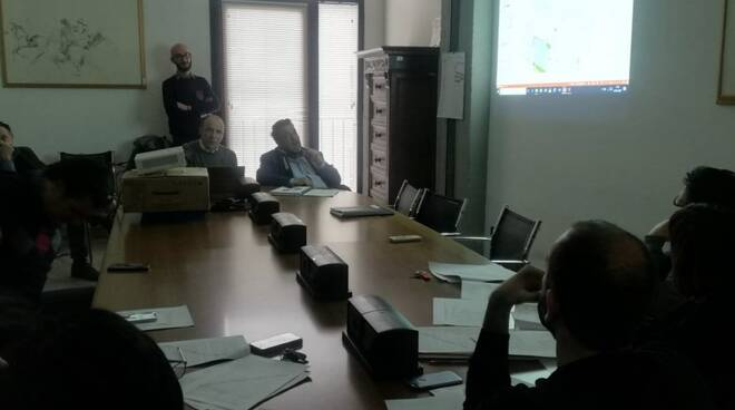 L'assessore Maurizio Bruschi presenta il Poc alla commissione urbanistica