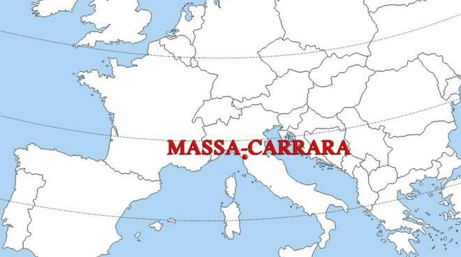 La provincia di Massa-Carrara e l'Europa
